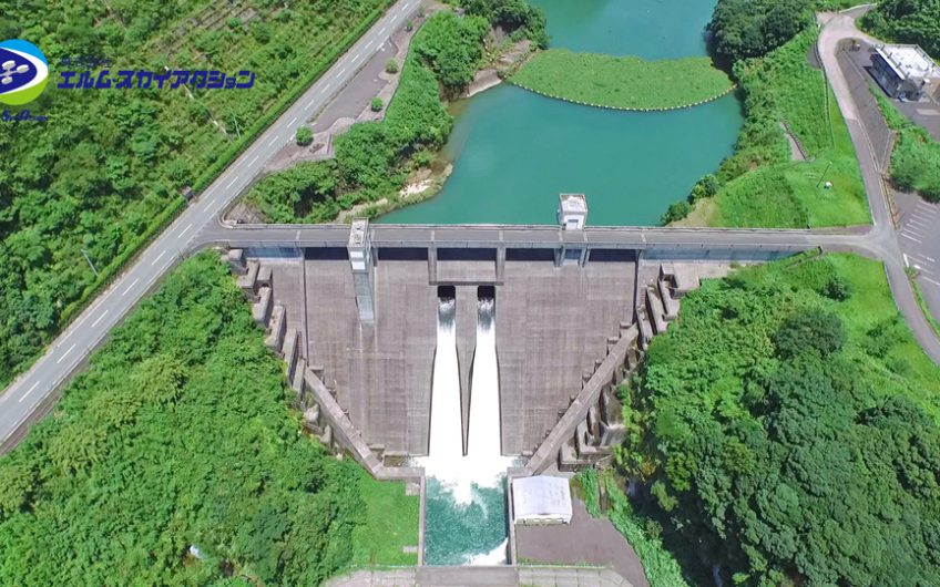 鹿児島県 南九州市 川辺ダム